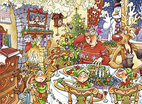 jumbo wasgij christmas 13 turkish delight international item puzzle de 1000 piezas 619149 0