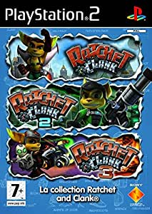 Triple Pack : Ratchet & Clank 1 - 2 & 3