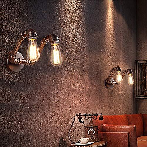 SHENYUAN-Lámparas pared Lámpara pared nórdica hierro