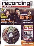 Recording Magazin 1 2008 mit DVD - Effekte Videoseminar - Gitarre Modeling oder Amp - aufnehmen - mischen - mastern