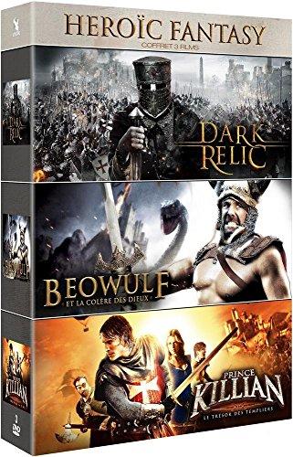 heroic-fantasy-dark-relic-beowulf-et-la-colere-des-dieux-prince-killian-et-le-tresor-des-templiers