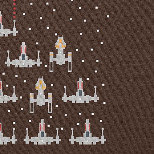 Texlab–Pixel Wars–Sacchetto di stoffa Marrone