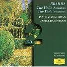 Brahms: The Violin Sonatas; The Viola Sonatas (2 CDs)