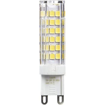 LightED Bombilla LED, 5000 K G9, 5 W, 17 x 62 mm
