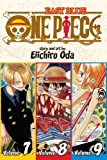 One Piece (3-in-1 Edition), Vol. 3 (Shonen Jump Manga (Paperback))