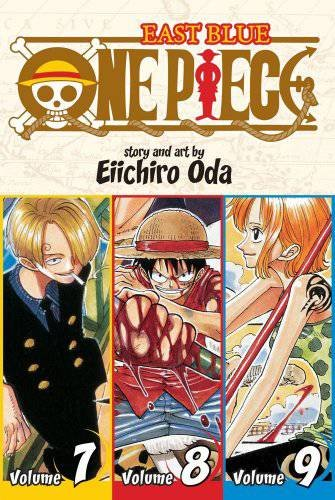 One Piece (3-in-1 Edition), Vol. 7, 8 et 9 (One Piece (Omnibus Edition))