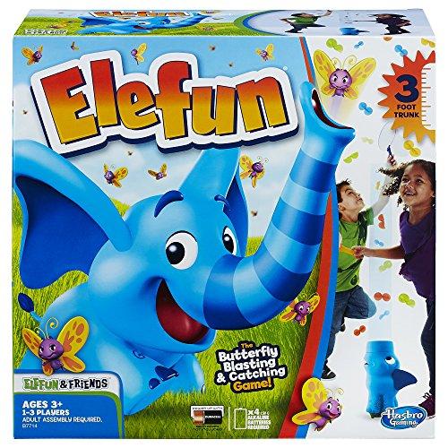 Hasbro elefun game