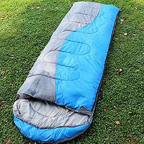 Outdoor Sleeping Bags Can Be Spliced ??Double Hidden