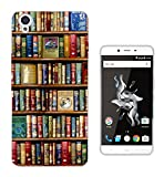 004 - Vintage Library Look Books Shelves Design OnePlus X