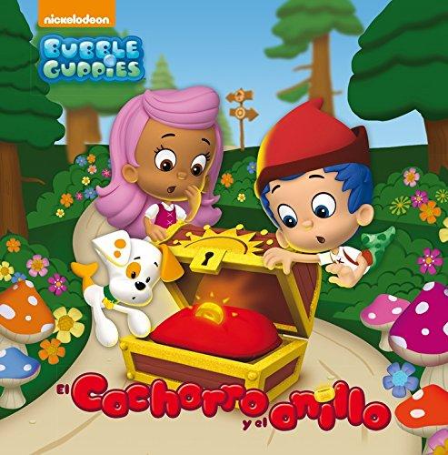 Bubble Guppies. El cachorro y el anillo (Bubble Guppies. Primeras lecturas) (Nonny Bubble Guppies)
