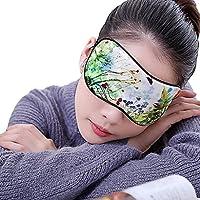 FakeFace Hochwertige 100% Seide Schlafmaske Augenmaske Echte Seidenfüllung Schlafbrille Nachtmaske Reise Büro... preisvergleich bei billige-tabletten.eu