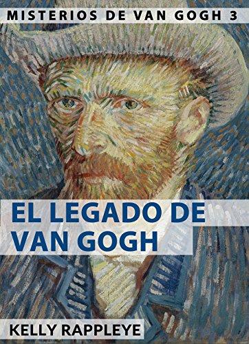 El Legado de Van Gogh: Pequeños relatos (Misterios de Van Gogh nº 3)