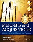 Mergers and Acquisitions: Valuation, Leveraged Buyouts, and Financing is an approach towards understanding the musings of the world of mergers and acquisitions. It provides the anatomy of the skills and tool sets required for understanding the M&...