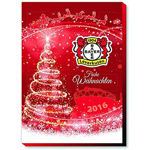 Fan Calendario de Adviento Bayer 04 Leverkusen