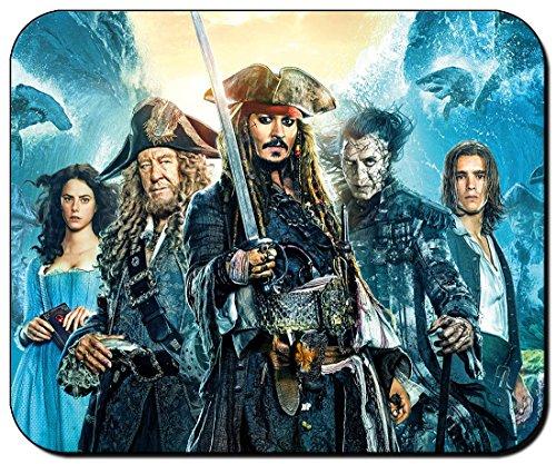 Preisvergleich Produktbild Pirates Of The Caribbean Dead Men Tell No Tales Mauspad Mousepad PC
