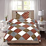 #5: Supreme Home Collective cotton 1 single bedsheet with 1 pillow cover