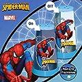 Spiderman Elektrische Tisch- Und Standlampe von Marvel