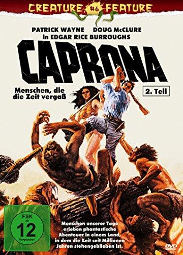 Caprona 2 - Menschen, die die Zeit vergaß