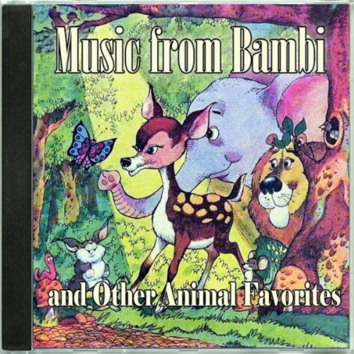 Music from Bambi and Other Animal Favorites