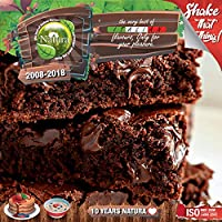E LIQUID PARA VAPEAR - 100ml Chocolate Brownies (Brownies de chocolate clásicos) Shake n Vape Liquido para Cigarrillo.