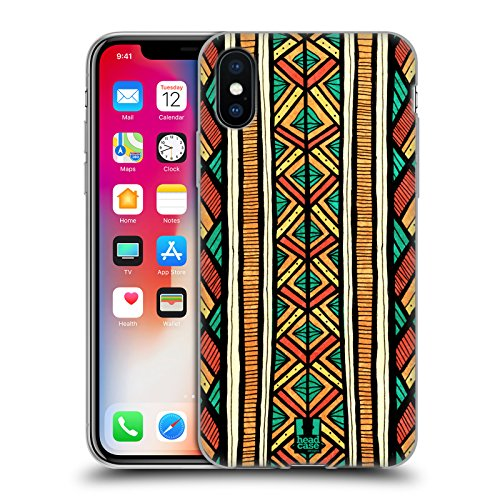 Head Case Designs Occhio Icone Dellantico Egitto Cover Retro Rigida per Apple iPhone 7 Plus / 8 Plus Stampa Verticale Egiziana