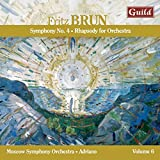 Fritz Brun: Symphony No. 4/Rhapsody For Orchestra