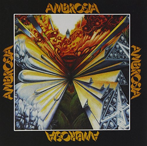Ambrosia - Somewhere Ive Ne
