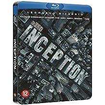 Inception [ 2010 ] Blu-Ray Steelbook