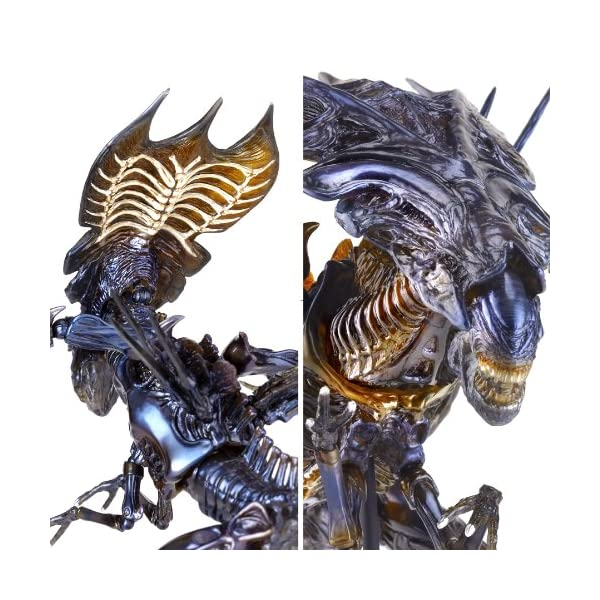 SCI-FI Revoltech Series No.018 Alien Queen Kaiyodo [JAPAN] (japan import) 4
