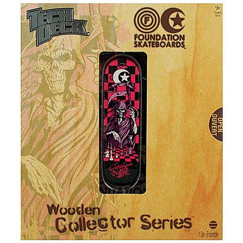 Tech Deck Wooden Collector Series [Corey Duffel - Foundation] (Foundation Duffel)