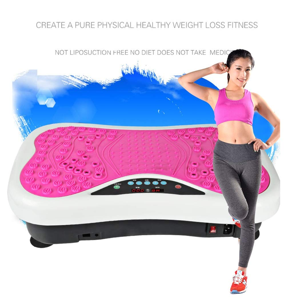 Rocket Vibration Machine,For Weight Loss & Body Toning Fitness Trainer