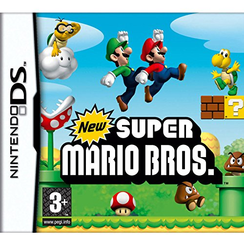 New Super Mario Bros [Importación francesa]