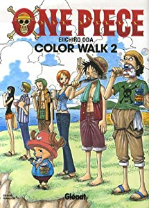 One Piece Color Walk Edition simple Tome 2