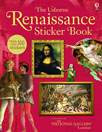 Book Renaissance Sticker Book (Information Sticker Books) PDB