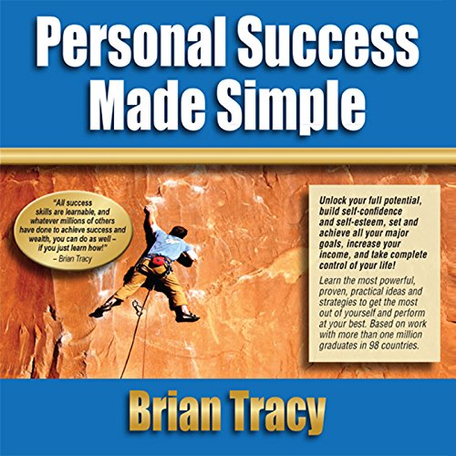Personal Success Made Simple  Audiolibri