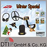Garrett Euro ACE Package Metalldetektor Suchtiefe  150cm digital