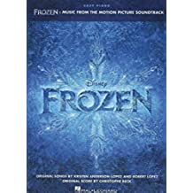 Frozen: music from the motion picture soundtrack piano (Easy Piano)