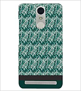 PrintDhaba Typography D-1928 Back Case Cover for LENOVO K5 NOTE (Multi-Coloured)