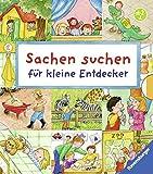 Sachen suchen für kleine Entdecker (Schuber): Meine Wimmelbilder / Bei den Tieren / Auf dem Bauernhof / Auf der Baustelle