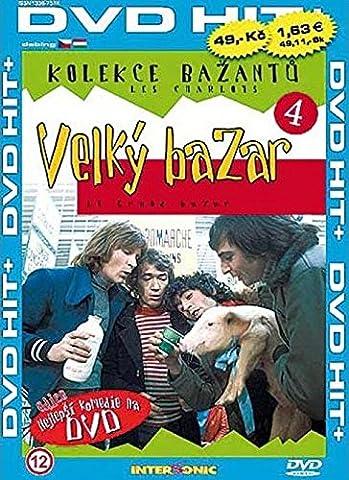 Velky bazar (Le Grand bazar) [paper sleeve] (Tchèque version)