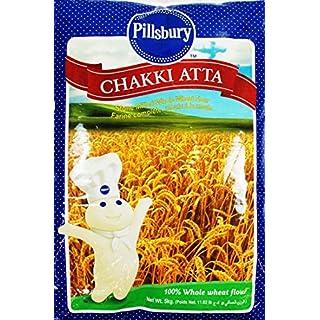 Pillsbury Chakki Atta, 5 kg