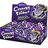 Cadbury Crunchy Spiders (Box of 26)