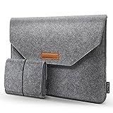 HOMIEE 15,4 15,6 Zoll Laptop Tasche mit zusätzlicher