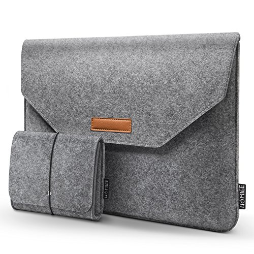 HOMIEE Laptop Custodia Morbide15.6 inch Custodia PC 15.6 inch Portatili 15.6 inch Feltro