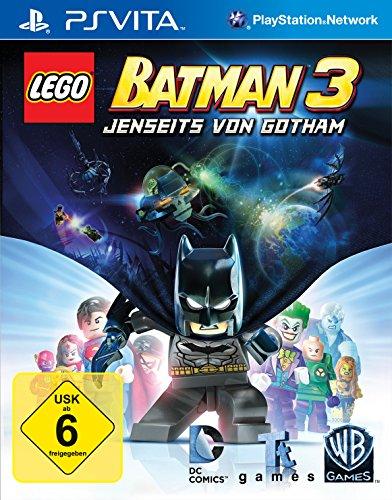 LEGO Batman 3 - Jenseits von Gotham (Playstation Vita Spiele Lego)