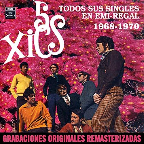 Todos sus singles en EMI-Regal (1968-1970) (2015 Remastered) (5 Regal-single)