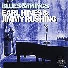Earl Hines & Jimmy Rushing: Blues & Things