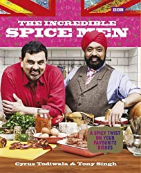 The Incredible Spice Men by Tony Singh (2013-11-01)
