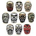 Bazaar Neopren Full Face Reversible Biker Skateboard Motor Bike Scary Sports Maske CS Maske