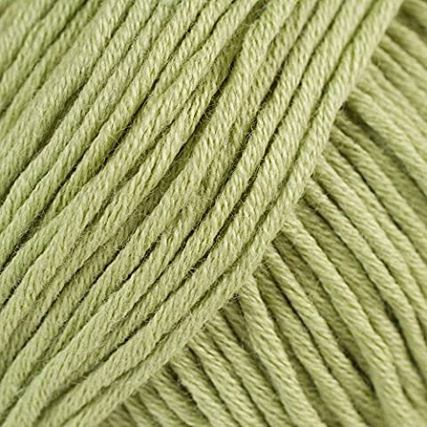 Título, algodón, verde manzana, 7 x 9.5 x 4.5 cm